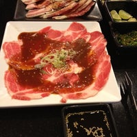 Photo taken at AKA USHI - Japanese Grill & Sushi by Beby T. on 8/30/2012