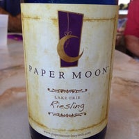 Photo taken at Paper Moon Vineyards by Bob on 6/9/2012