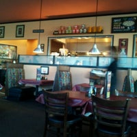 Photo taken at Amici Itialian Eatery by Jera R. on 3/24/2012
