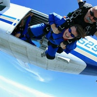 Photo taken at Start Skydiving by Gene N. on 4/28/2012