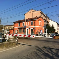 Photo taken at Stazione Bruzzano by VashinK on 3/26/2012