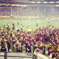 Photo taken at Sun Devil Stadium by Justin G. on 9/9/2012