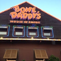 Photo taken at Bone Daddy's House of Smoke by Kingston H. on 8/22/2012