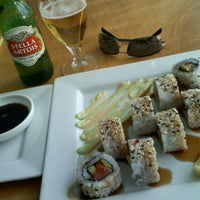 Photo taken at Lemongrass... A Thai Bistro by Harold G. on 2/17/2012