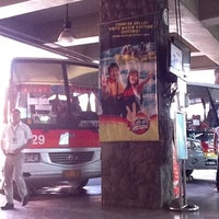 Photo taken at Victory Liner (Baguio Terminal) by Heiz R. on 2/16/2012