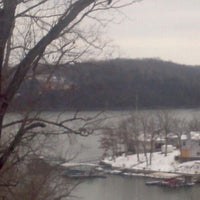 Photo taken at Lake of the Ozarks 33MM by West Shore Gems L. on 2/14/2012