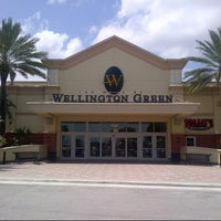 Photo taken at The Mall at Wellington Green by Erik on 9/2/2012