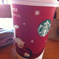 Photo taken at Starbucks by Patricia N. on 11/1/2011