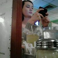 Photo taken at Moonlite Café by MarySue N. on 12/18/2011