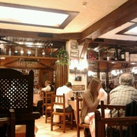 Photo taken at Asador Donostiarra by Victor A. on 4/8/2012