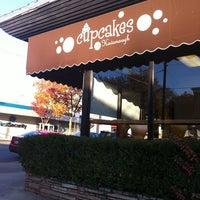 Photo taken at Cupcakes On Kavanaugh by Toni B. on 11/10/2011