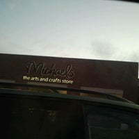 Photo taken at Michaels by Patricia B. on 2/6/2012