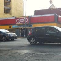 Photo taken at Oxxo Ciudadela by sergio t. on 9/2/2011