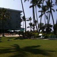 Photo taken at Keauhou Beach Resort by Quagmire G. on 11/15/2011