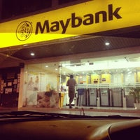 Photo taken at Maybank by Ashtyr I. on 6/21/2012