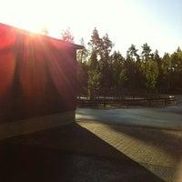 Photo taken at Metsokankaan Koulu by Jenna H. on 6/11/2012