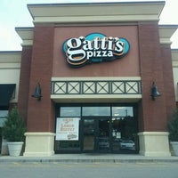 Photo taken at Gatti's Pizza at Karns by Billy F. on 7/19/2012