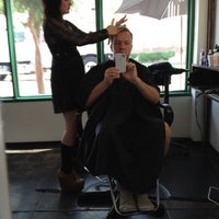 Photo taken at VOLR Salon by Stacy S. on 6/2/2012