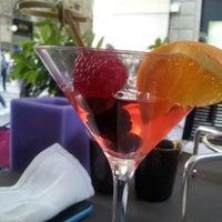 Photo taken at The Park Hyatt Bar by emilio v. on 5/14/2012
