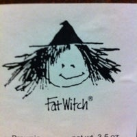 Photo taken at Fat Witch Bakery by Marcela F. on 10/16/2011