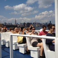Photo taken at East River Ferry - North Williamsburg Terminal by Dominique on 8/11/2012