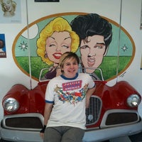 Photo taken at Great Scott Diner by Bear I. on 6/14/2012