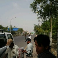 Photo taken at Sector 56 by Aftab A. on 6/1/2012