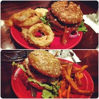 Photo taken at Square 1 Burgers by Mo A. on 5/12/2012