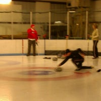 Photo taken at Marietta Ice Center (MIC) by Risa E. on 3/11/2012