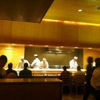 Photo taken at Sushi Yasuda by Suzana U. on 12/25/2011