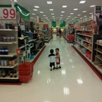 Photo taken at SuperTarget by Beth K. on 7/21/2012