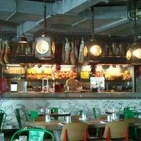 Photo taken at Jamie's Italian by Tony on 12/17/2011