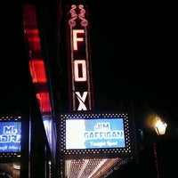 Photo taken at The Fabulous Fox by Andrea H. on 11/20/2011