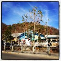 Photo taken at Gatlinburg, TN by Scott B. on 11/19/2011