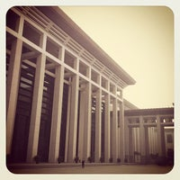 Photo taken at 中国国家博物馆 National Museum of China by Travis Z. on 10/22/2011
