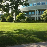 Photo taken at Douglas College (David Lam Campus) by Norman D. on 8/16/2011