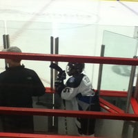 Photo taken at Columbia Ice Rink by Maggie R. on 9/10/2011