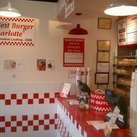 Photo taken at Five Guys by Mark L. on 11/11/2011