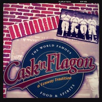 Photo taken at Cask 'n Flagon by Andrew on 8/26/2011