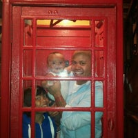 Photo taken at The Old Spaghetti Factory by Jennifer H. on 9/1/2011