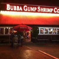 Photo taken at Bubba Gump Shrimp Co. by Tonja W. on 3/12/2011