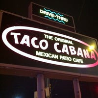 Photo taken at Taco Cabana by Santiago S. on 2/25/2012