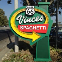 Photo taken at Vince's Spaghetti by TwiggiewoodHD D. on 5/24/2012