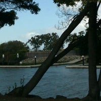 Photo taken at San Leandro Marina by D T. on 3/18/2012
