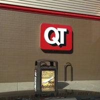 Photo taken at QuikTrip by John C. on 11/6/2011