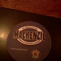 Photo taken at Mackenzie Pub by Jason D. on 11/17/2011