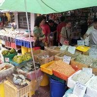 Photo taken at Soon Seng Grocery Market by Sebastian B. on 11/6/2011
