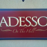 Photo taken at Adesso On The Hill by Wendy M. M. on 12/2/2011