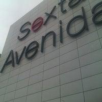 Photo taken at C.C. Sexta Avenida by Jose Luis P. on 11/29/2011