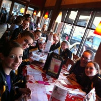 Photo taken at TGI Fridays by Julie . on 3/12/2011